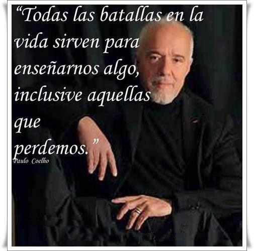 Frases De Reflexion De La Vida De Paulo Coelho