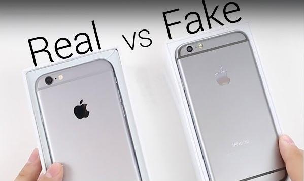 Membedakan iPhone6 Asli atau Palsu