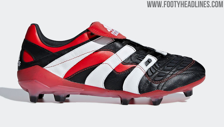Adidas Have Launched The '25 Years Of Predator Pack' And