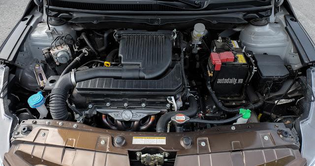 So sánh Toyota Vios với Suzuki Ciaz ảnh 11