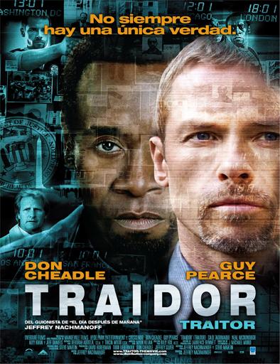 Ver Traidor (Traitor) (2008) Online
