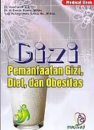ajibayustore Judul Buku : Gizi Pemanfaatan Gizi, Diet, dan Obesitas Pengarang : Dr. Hasdianah H.R - Dr. H. Sandu Siyoto, M.Kes - Yuly Peristyowati, S.Kep. Ns. M.Kes   Penerbit : Nuha Medika
