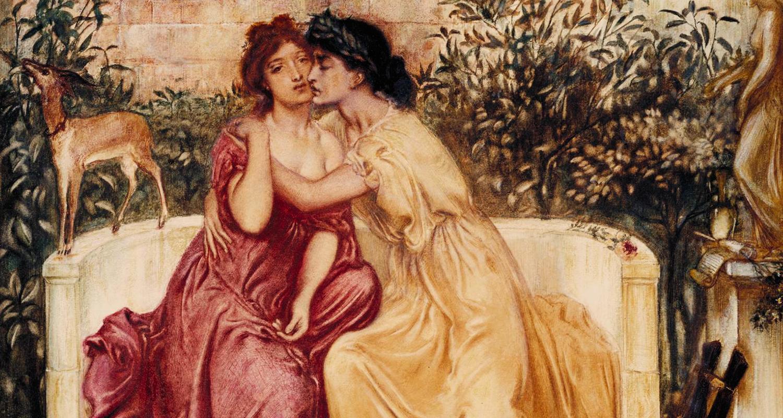 Uma ilha grega, uma poetiza e a bonita origem do termo 'lésbica'