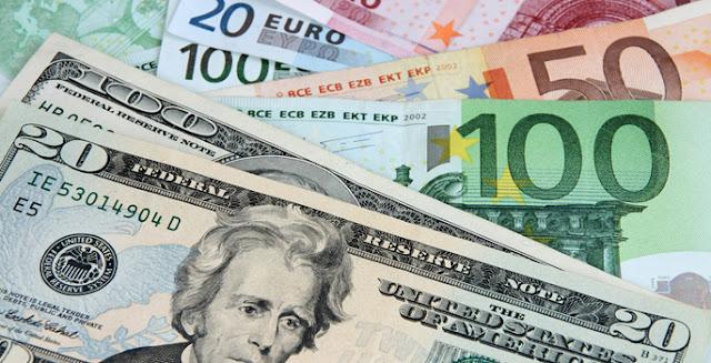 Precio del dólar continua bajando