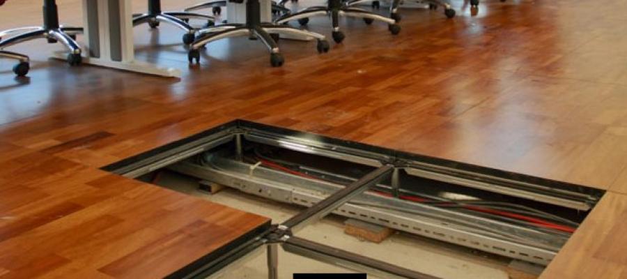 New Interlocking PVC Floor Tiles