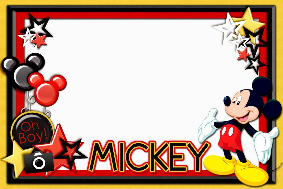 Hacer Plano Online Camilla Santos Mickey