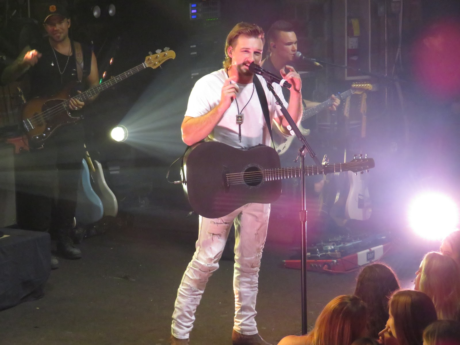 Morgan Wallen Seeks Only Sports Fun During Highly Charged