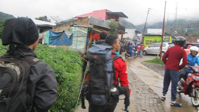 Prau Via Patak Banteng