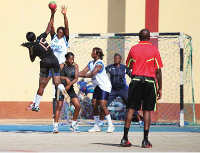 Image result for Semi finalists emerge in Lagos state secondary school handball tourney