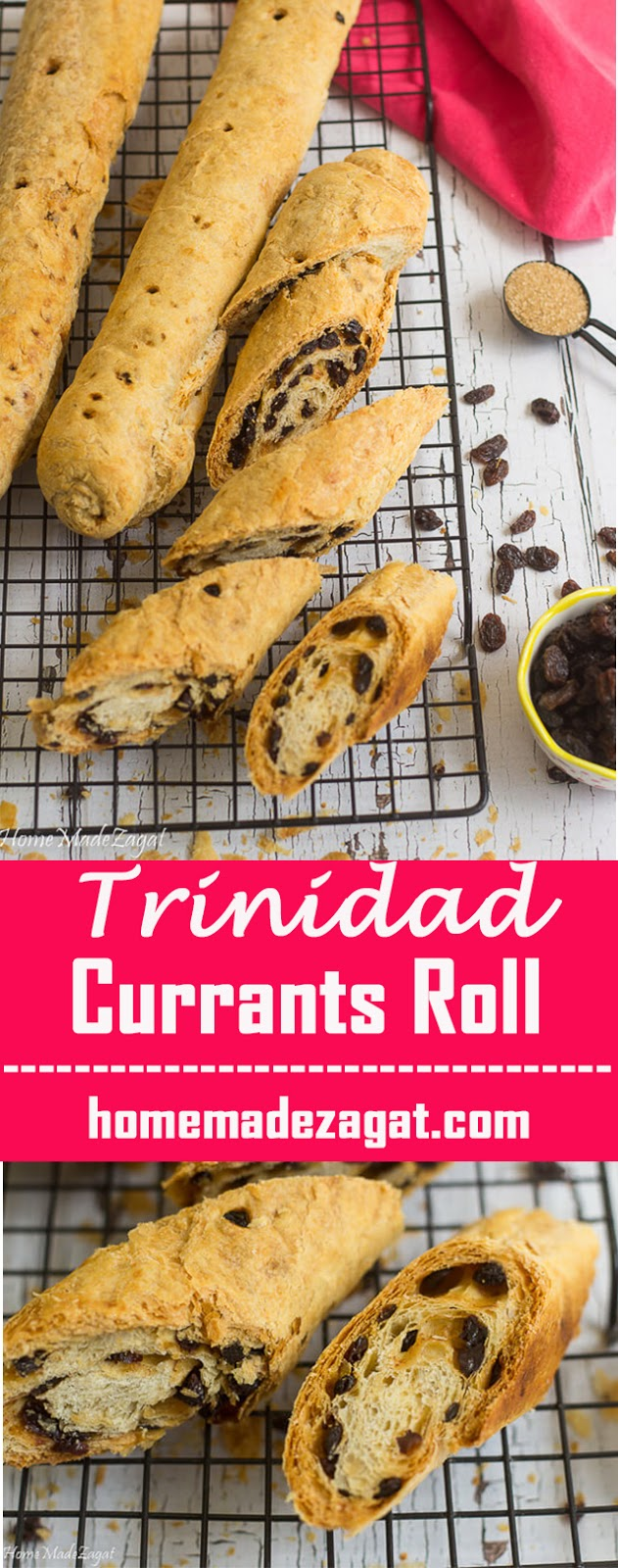 Currants Roll Pin