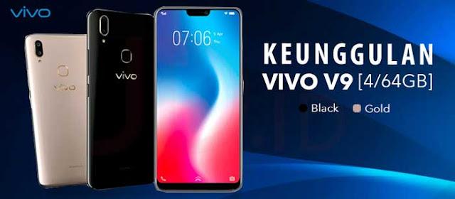 5 Keunggulan Yang Hanya Bisa Dilakukan oleh Vivo V9, bukusemu, smartphone keren