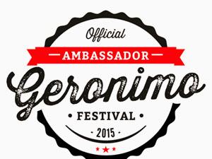 I'm A Geronimo Official Blogger Ambassador