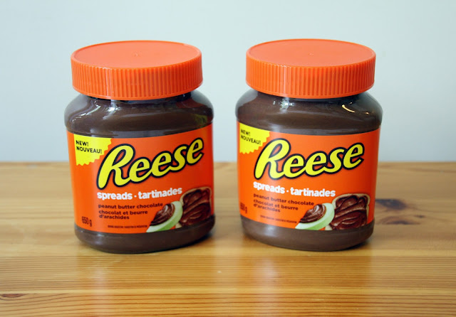 Reese peanut butter spread