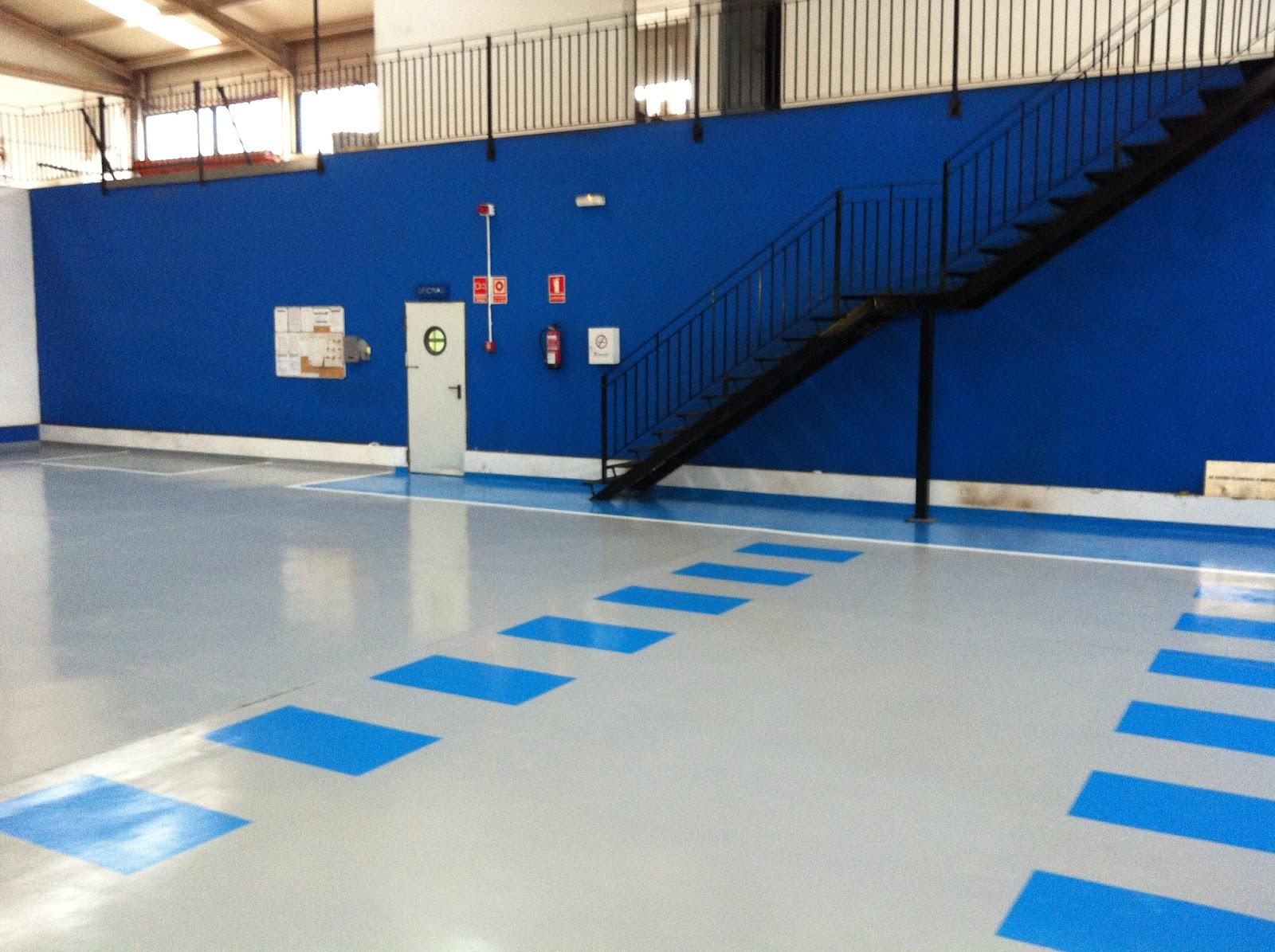 Pintar suelos pintura para suelos dscolor - Pinturas para suelo ...