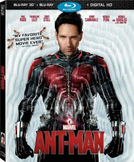 Ant Man 2015 HSBS 3D BluRay 1080p 2.2GB [English 7.1 - Hindi 5.1] MKV