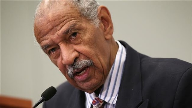 Amid sexual allegations, Congressman John Conyers of Michigan quits House committee
