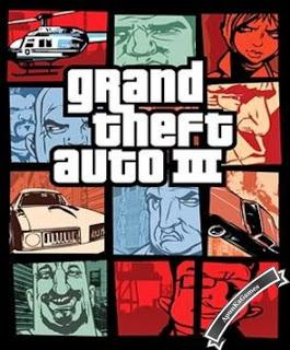 Grand Theft Auto (GTA 3) Cover, Poster