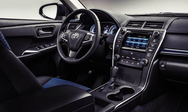 2016 Toyota Camry Hybrid Xle Release Date Uk