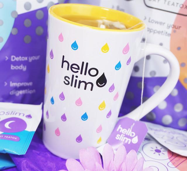OH!TOMI Hello Slim - 2-Stufen Teatox-Programm für mehr Energie und weniger Kilo! #helloslim Gründer Tee, Mate, Detox, abnehmen