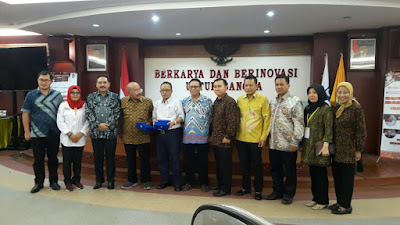 MIP FISIP Unila Gelar Seminar Nasional Mewujudkan Pemilu 2019 Berkualitas