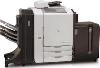 HP CM8000 Color Multifunction Télécharger Pilote