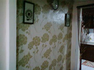 duvar kağıdı kaplama