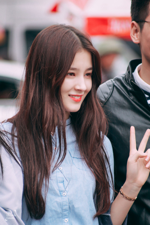 Nancy ( Momoland ) in Ha Noi