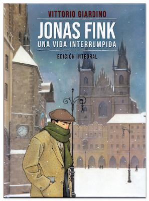 JONAS FINK, edición Integral de Vittorio Giardino, editado por Norma Editorial