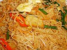 Resep makanan indonesia bihun goreng spesial (istimewa) praktis mudah sedap, nikmat, enak, gurih lezat