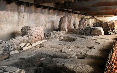 Μετρό Θεσσαλονίκης: Νόμιμη η επανατοποθέτηση αρχαίων στον σταθμό Βενιζέλου