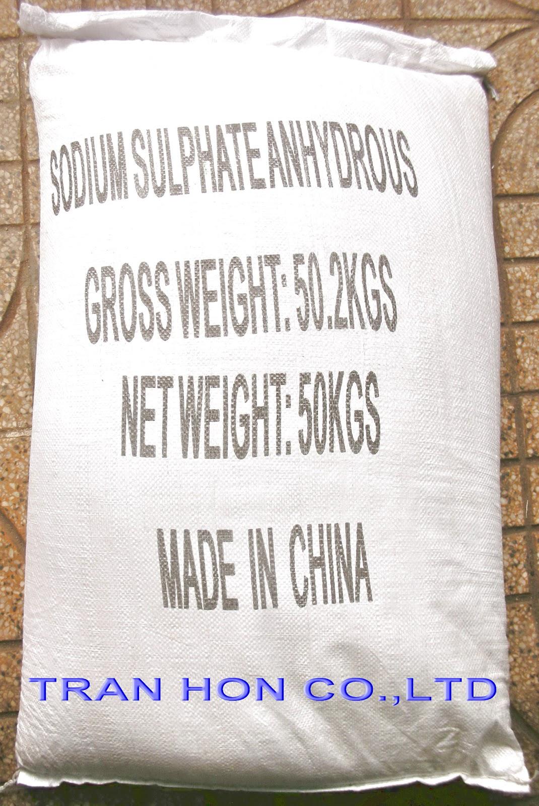 Viet Nam Chemical Sodium Sulfate Disodium Sulfate