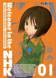 Vale a pena ler de Novo #1: Welcome to NHK #1
