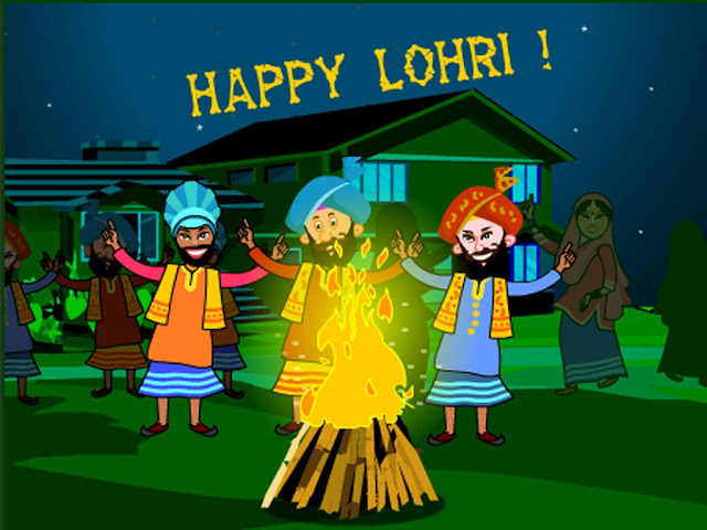 Happy Lohri 2017 Wishes