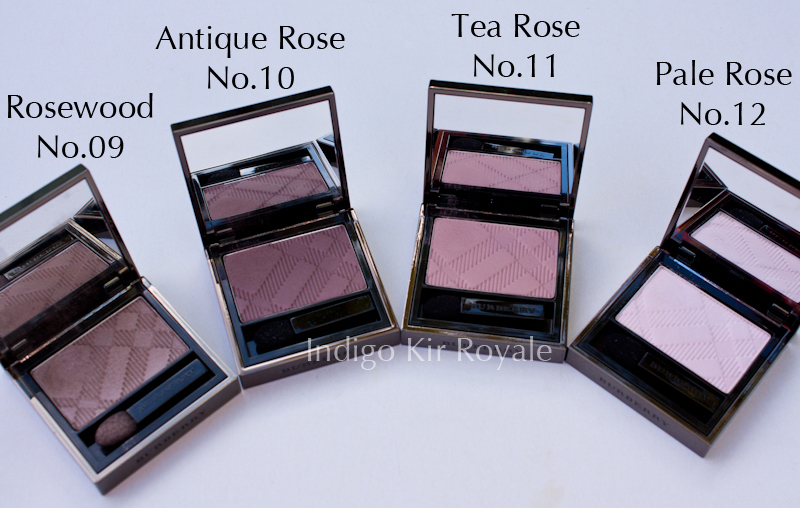 571bcf0fcee5 Burberry Sheer Eye Shadows in Rosewood 09