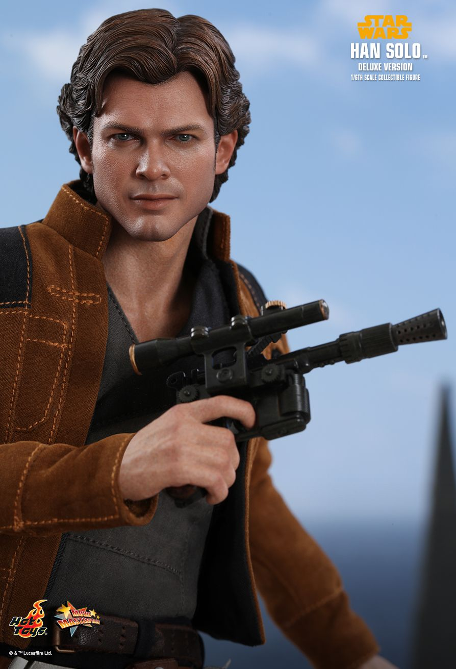 SOLO: A STAR WARS STORY - HAN SOLO (REGULAR & DX VERSIONS) 7