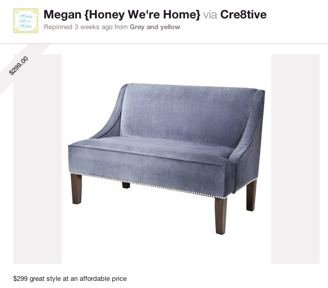 Target Home Furnishings: Target Furniture Find