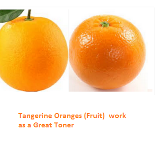 Tangerine Oranges (Fruit) -  Great Toner