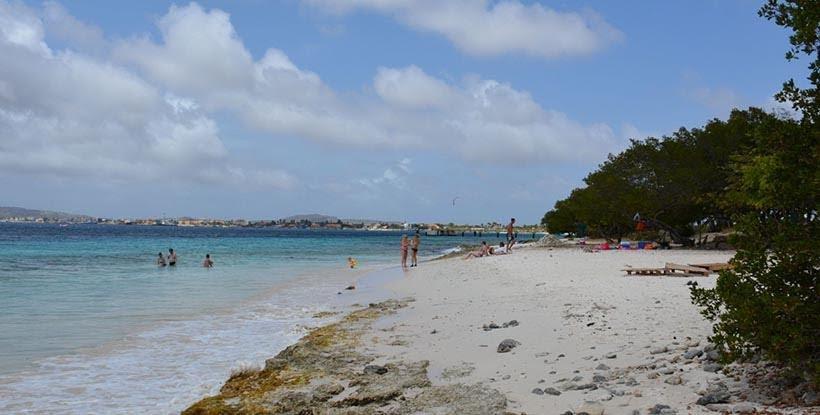 Playa Palu di Mangel - praias de Bonaire