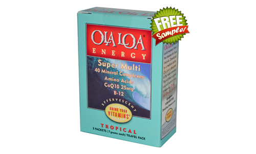 FREE Ola Loa Energy Multivitamin Sample, FREE Sample of Ola Loa Energy Multivitamin, Ola Loa Energy Multivitamin FREE Sample, Ola Loa Energy Multivitamin, FREE Ola Loa Energy, FREE Sample of Ola Loa Energy, Ola Loa Energy FREE Sample, Ola Loa Energy