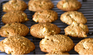 Apple Cookies Recipe - How to Make Apple Cookies at Home