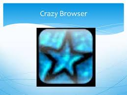 تنزيل المتصفح المجنون 2016 Crazy Browser