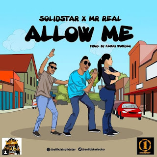 Solidstar X Mr Real - Allow Me