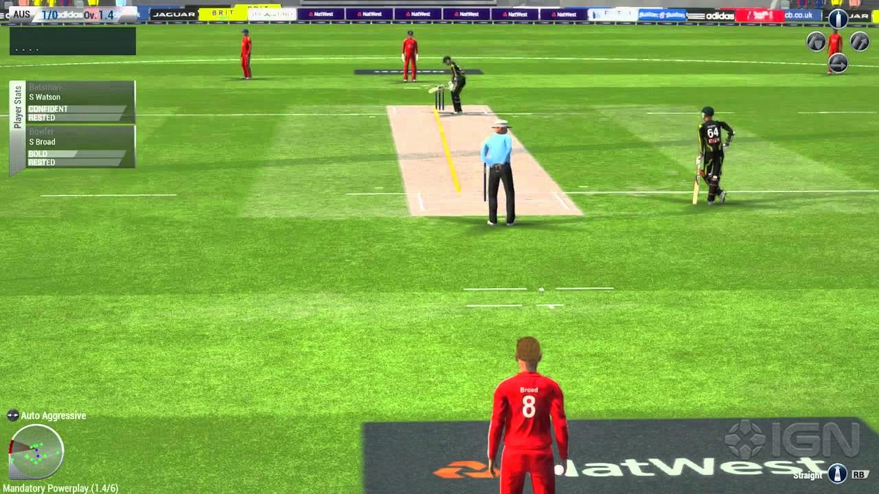 EA Sports Cricket 2013 Full Version PC Game