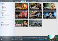 تحميل برنامج مشغل الميديا RealPlayer