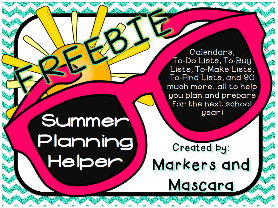 http://www.teacherspayteachers.com/Product/FREEBIE-Summer-Planning-Helper-for-Teachers-1251317