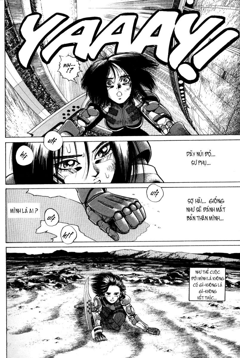 Battle Angel Alita chapter 22 trang 20