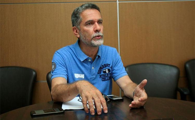 Presidente do Vitória relata situação crítica em apresentação de orçamento para 2018 1