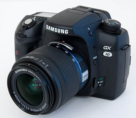 Samsung GX-10 Camera Firmware Download