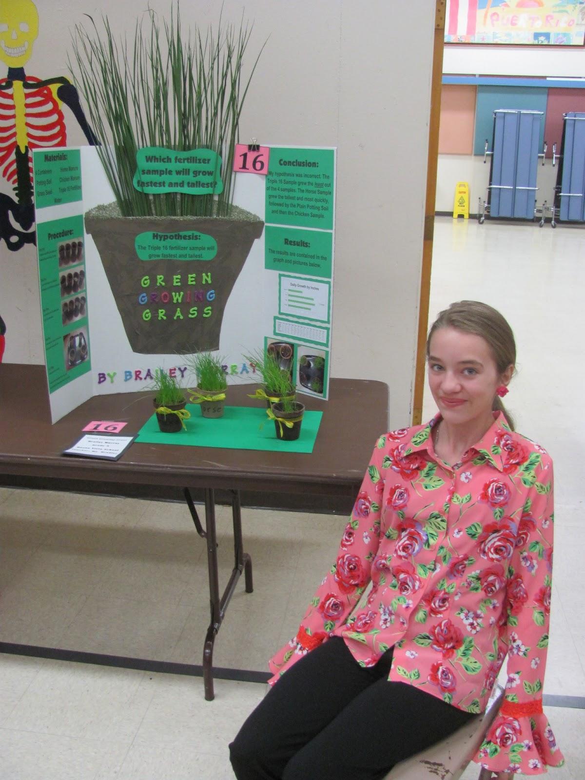 Fifth Grade Science Fair Project Ideas