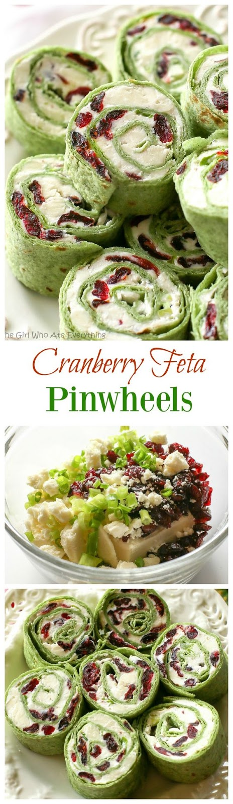 ★★★★☆ 1769 ratings | CRANBERRY AND FETA PINWHEELS #CRANBERRY #FETA #PINWHEELS #CHRISTMAS #DELICIOUS